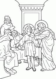 Small Picture Jesus As A Boy Coloring Pages Coloring Home