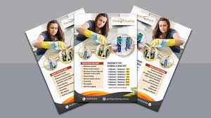 Cleaning Brochure Entry 57 By Uniquegraphix For Design An A5 Flyer For A