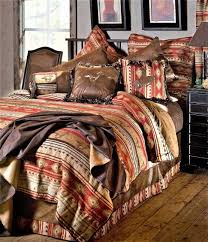 southwestern bedding flying horse navajo comforter set western sets king pink baby cabin queen luxury nautical