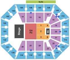 Mohegan Sun Arena Uncasville Ct Concert Seating Chart Mohegan Sun Arena Seating Chart Uncasville