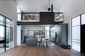 belle maison contemporaine au design