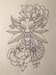 Thewitcher3 эскизы эскиз тату тату и идеи для татуировок