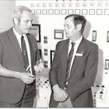 Ivan Gibbs (right), Minister for Mines and Energy and National Party...    Download Scientific Diagram