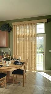 window treatment ideas for sliding glass doors of best door treatments are needed that covering curtain