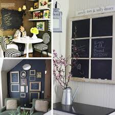 Kitchen Chalkboard With Shelf The Modern Chalkboard Cornflake Dreams