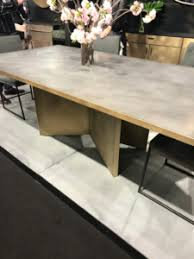 latest trends in furniture. Nicola Manning Design Interior Blog Colour Trends 2017 ICFF New York Metal Table With Brass Latest In Furniture