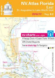Nv Charts Reg 8 2 Florida East