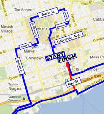 Toronto Waterfront Marathon Elevation Chart Running Room Online Event Registration