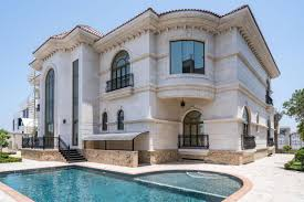 Grandeur Design And Construct Dh42m Pearl Jumeirah Villa In Dubai Has Grandeur In Every