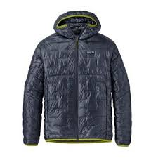 Men's Outdoor Jackets & Vests by Patagonia & M's Micro Puff® Hoody, Dolomite Blue ... Adamdwight.com