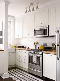 kitchensmall white modern kitchen. Delighful Kitchensmall In Kitchensmall White Modern Kitchen Better Homes And Gardens