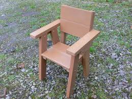 thames children s garden chair ages 2 7 years recycled plastic