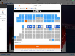 Cinemark Theater Premiere Reserved Seating Maps The Last Jedi