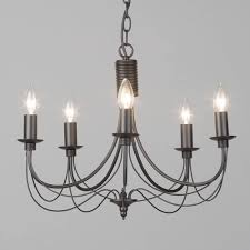 c01 lc2131 medium sized black chandelier dinning room bedroom