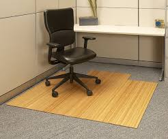 best flooring for rolling office chairs plastic mat chair carpet with size protector tempurpedic foam topper