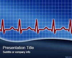 Heart Powerpoint Templates Heart Rythm Powerpoint Template For Free Download Free