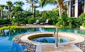 Landscape Design Portfolio Brilliant Swimming Pool Landscape Designs