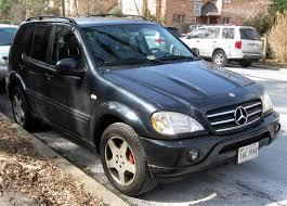 File:Mercedes-Benz ML55 AMG -- 02-14-2012.jpg - Wikimedia Commons