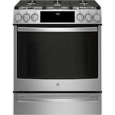 ge profile range.  Range GE Profile 56 Cu Ft Smart SlideIn Gas Range With Self For Ge E