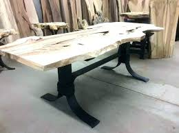 dining table base wood metal dining table base steel reclaimed wood legs powder coated for room dining table base