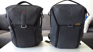 Peak Design Vs Peak Design Everyday Backpack V2 And V1 20l Comparison