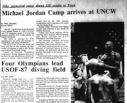 from the university archives this week in uncw history michael  spotlight image