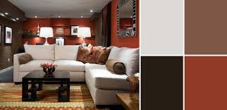 paint colors for basementsBasement Wall Colors And Basement Color Scheme