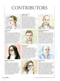 Wallpaper magazine (UK) on Behance