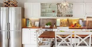 Cocinas Blancas Siempre En Tendencia