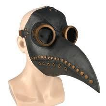 <b>plague doctor mask</b>