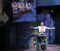 york theater. to be more specific, marry harry has a book by jennifer robbins, with music dan martin and lyrics michael biello. big (lenny wolpe) his own york theater k