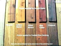 Thompson Deck Stain And Sealer Colors Water Seal Glowguru Co