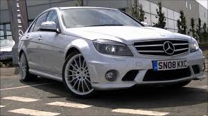 Mercedes-Benz C63 AMG Review - YouTube
