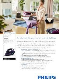 Philips GC5039/30 Bàn ủi Hơi Nước Cảm Biến Phun Tự động DynamiQ User Manual  Tờ Rơi Gc5039 30 Pss Vievn