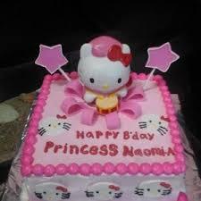 Jual Kue Hellokitty Cantik Harga Murah Jakarta Oleh Khena Cake
