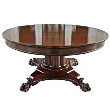 rotating expanding table expanding round table for century neoclassical round expanding dining table for rotating expanding table