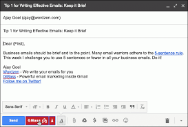 How To Use Email How To Send An Introductory Series Of Emails From Your Gmail Account
