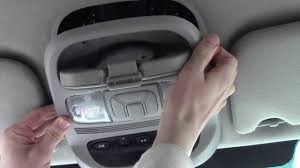 how to fix a broken car homelink garage door opener on