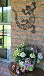 exterior wall decor photo of garden ideas decorations outdoor decoration brick