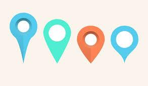 Map Pins Markers Psd Freebiesbug