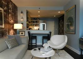 small scale living room furniture. Adorable Design Of The Small Scale Furniture With Blue Wall Ideas Added White Chairs And Living Room