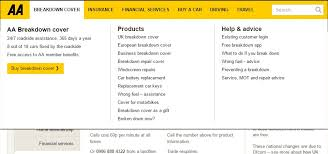 aa car insurance services