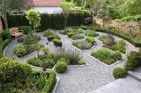 Small Picture Lawn Garden Beautiful Large Backyard Gardens Design With Small
