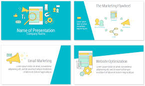 Online Marketing Presentation Ppt
