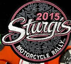 hot leather patch sturgis paisley circle 2016