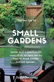 small garden design to transform your space