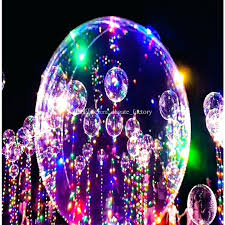rope lights led rope lights flasher lighting gift poms wave inch helium balloons wedding party