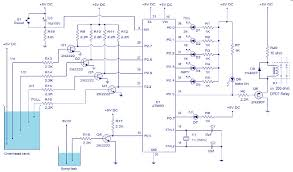 water level indicator alarm circuit working and applications water level indicator circuit diagram