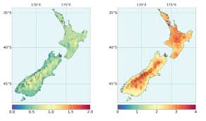 New Zealand Climate Chart Likely Climate Change Impacts In New Zealand Ministry For