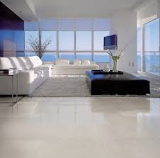 white tile flooring. How To Tile A Floor Correctly : With White Ceramic Flooring